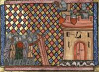 Manuscript Miniatures: Histoire Ancienne